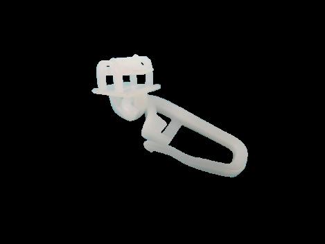 Gardi Klick Gardinengleiter für 6mm - 6,5mm Innelauf KE 0916/5